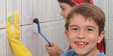 Что делать, если ребенок не хочет помогать по дому