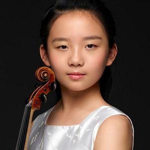 Gold Nutcracker' - Paloma So (Violin)