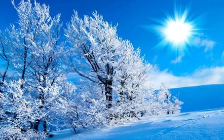 стихи про снег, зиму, мороз