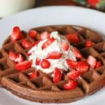 Шоколадные вафли. Простые рецепты вкусных вкусных вафель