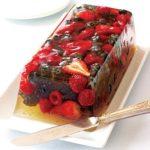 рецепты десерты с желатином