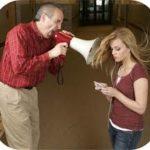 Конфликты между родителями и детьми. Как их избегать