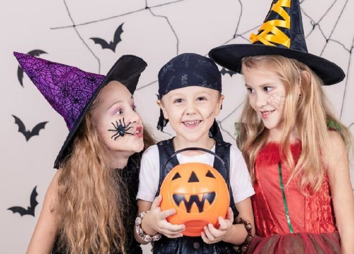 Ужасный детский праздник Хэллоуин