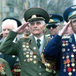 ветеранам Великой Отечественной войны