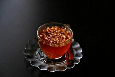 Арабский напиток с корицей
