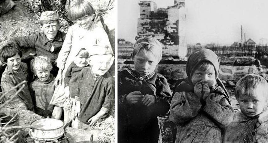 О жизни детей войны. Из рассказов и воспоминаний