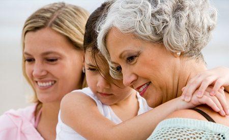 Бабушка и мама - кто главнее?